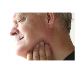 Man suffering with TMJ | Omaha Dentistry