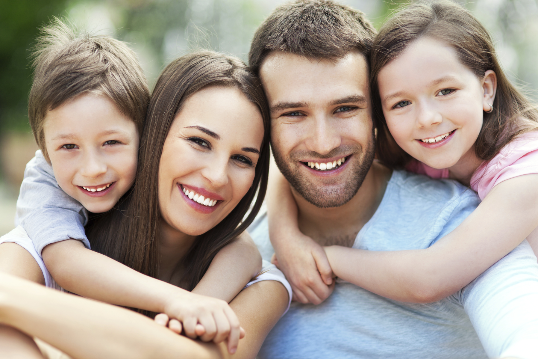 Young Family | tj Bolamperti, DDS, Family Dentistry