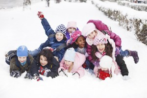 Winter Safety and Dental Health.