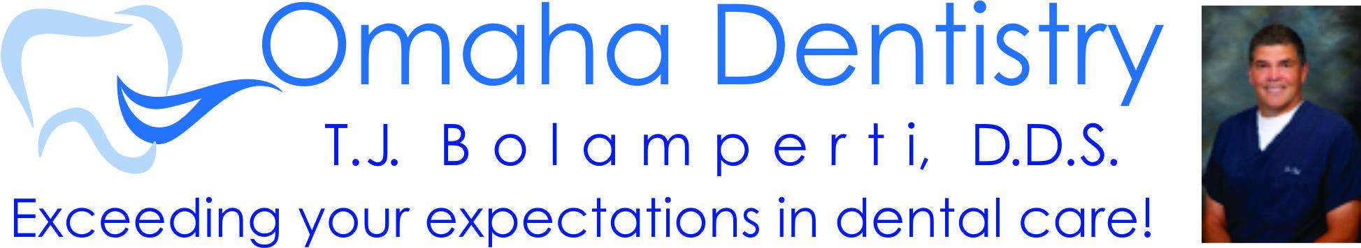 Omaha Dentistry Logo Large